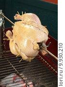 Купить «meat chicken barbecue grill poultry», фото № 9930210, снято 20 июня 2019 г. (c) PantherMedia / Фотобанк Лори
