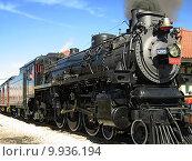 Купить «Steam Train», фото № 9936194, снято 18 июля 2018 г. (c) PantherMedia / Фотобанк Лори
