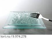 Купить «To eat today we have broken glass», фото № 9974278, снято 18 июня 2019 г. (c) PantherMedia / Фотобанк Лори