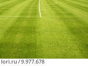 Купить «Golf course green grass hill field with holes», фото № 9977678, снято 25 апреля 2019 г. (c) PantherMedia / Фотобанк Лори