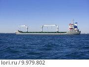 Купить «Big gray supertanker petrol oil boat», фото № 9979802, снято 19 марта 2019 г. (c) PantherMedia / Фотобанк Лори