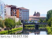 Купить «Monforte de Lemos in summer day», фото № 10017150, снято 29 июня 2015 г. (c) Яков Филимонов / Фотобанк Лори