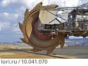 Купить «lignite dredger baggern braunkohlebagger schaufelbagger», фото № 10041070, снято 24 марта 2019 г. (c) PantherMedia / Фотобанк Лори