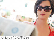 Купить «tourist relax and have fun at dubrovnik on adreatic sea at summer vacation», фото № 10078586, снято 18 февраля 2019 г. (c) PantherMedia / Фотобанк Лори