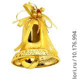 Купить «Christmas bell», фото № 10176994, снято 16 июня 2019 г. (c) PantherMedia / Фотобанк Лори
