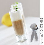 Купить «coffee soup cappuccino starter cappuchino», фото № 10179682, снято 18 июля 2019 г. (c) PantherMedia / Фотобанк Лори