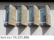 Купить «architecture window oriel pane sunscreen», фото № 10231886, снято 20 февраля 2019 г. (c) PantherMedia / Фотобанк Лори