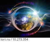 Купить «Visualization of Turbulence», фото № 10273354, снято 17 июля 2019 г. (c) PantherMedia / Фотобанк Лори