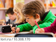 Купить «people human school persons test», фото № 10308170, снято 27 мая 2019 г. (c) PantherMedia / Фотобанк Лори