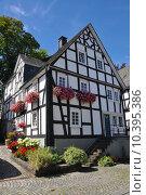 Купить «architecture building buildings village germany», фото № 10395386, снято 20 февраля 2019 г. (c) PantherMedia / Фотобанк Лори