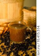 Купить «traditional coffee», фото № 10415514, снято 23 февраля 2019 г. (c) PantherMedia / Фотобанк Лори
