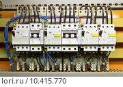 Купить « Control panel», фото № 10415770, снято 27 мая 2019 г. (c) PantherMedia / Фотобанк Лори