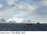 Купить «cold clouds ice arctic iceberg», фото № 10458162, снято 15 ноября 2019 г. (c) PantherMedia / Фотобанк Лори