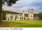 Купить « Balmoral Castle», фото № 10499658, снято 24 февраля 2018 г. (c) PantherMedia / Фотобанк Лори
