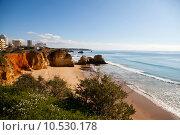 Купить «Beach in Algarve», фото № 10530178, снято 19 июня 2019 г. (c) PantherMedia / Фотобанк Лори