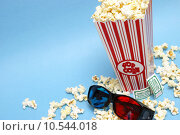 Купить «3D Movie Entertainment», фото № 10544018, снято 5 августа 2019 г. (c) PantherMedia / Фотобанк Лори