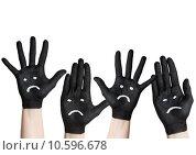 Купить «sad hands», фото № 10596678, снято 20 марта 2019 г. (c) PantherMedia / Фотобанк Лори