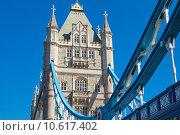 Купить «Tower Bridge London», фото № 10617402, снято 24 июня 2019 г. (c) PantherMedia / Фотобанк Лори