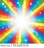 Купить «Image with rainbow theme 3», иллюстрация № 10629514 (c) PantherMedia / Фотобанк Лори