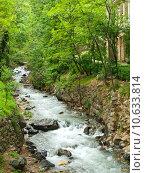 Купить «Forest stream running over rocks in Tehran, Iran», фото № 10633814, снято 17 июня 2019 г. (c) PantherMedia / Фотобанк Лори