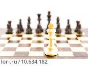 Купить «Chess Challenge», фото № 10634182, снято 21 сентября 2019 г. (c) PantherMedia / Фотобанк Лори