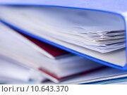 Купить «Folder», фото № 10643370, снято 27 мая 2019 г. (c) PantherMedia / Фотобанк Лори
