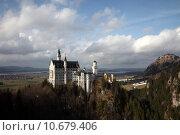 Купить «castle tale chateau fairy neuschwanstein», фото № 10679406, снято 22 марта 2019 г. (c) PantherMedia / Фотобанк Лори