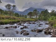 Купить «water mountain forest river hill», фото № 10682298, снято 19 ноября 2018 г. (c) PantherMedia / Фотобанк Лори
