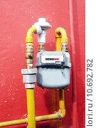Купить «gas meter», фото № 10692782, снято 22 ноября 2019 г. (c) PantherMedia / Фотобанк Лори
