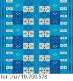 Купить «Blue carpet», иллюстрация № 10700578 (c) PantherMedia / Фотобанк Лори