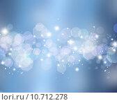 Купить «Starry lights background», иллюстрация № 10712278 (c) PantherMedia / Фотобанк Лори