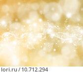 Купить «Starry lights background», иллюстрация № 10712294 (c) PantherMedia / Фотобанк Лори