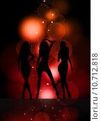 Купить «Sexy females», иллюстрация № 10712818 (c) PantherMedia / Фотобанк Лори