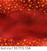 Купить «Starry Christmas background», иллюстрация № 10713134 (c) PantherMedia / Фотобанк Лори
