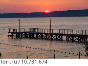 Купить «The wooden platform in Dardanelles. The view from Asia on Europe», фото № 10731674, снято 25 мая 2019 г. (c) PantherMedia / Фотобанк Лори