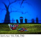 Купить «Halloween landscape », фото № 10736790, снято 23 марта 2019 г. (c) PantherMedia / Фотобанк Лори