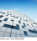 Купить «Modern building», фото № 10755870, снято 25 июня 2019 г. (c) PantherMedia / Фотобанк Лори