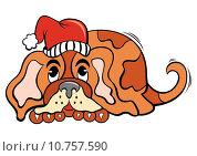 Купить «Dog symbol», иллюстрация № 10757590 (c) PantherMedia / Фотобанк Лори