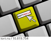 Купить «social skills competence soft softskills», фото № 10819754, снято 22 августа 2018 г. (c) PantherMedia / Фотобанк Лори