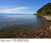 Озеро Байкал. Стоковое фото, фотограф Нефедьев Леонид / Фотобанк Лори