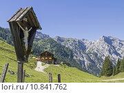 Купить «mountain mountains austrians tyrol karwendel», фото № 10841762, снято 16 июля 2018 г. (c) PantherMedia / Фотобанк Лори
