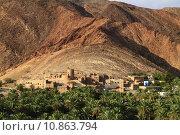 Купить «abandoned Village Birkat Al-Mawz», фото № 10863794, снято 22 марта 2019 г. (c) PantherMedia / Фотобанк Лори