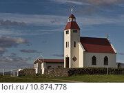 Купить «church farm tradition historical north», фото № 10874778, снято 18 февраля 2019 г. (c) PantherMedia / Фотобанк Лори