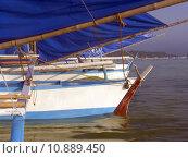 Купить «Philippine fishing boats  », фото № 10889450, снято 19 марта 2019 г. (c) PantherMedia / Фотобанк Лори