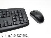 Купить «Keyboard and mouse», фото № 10927482, снято 15 июня 2019 г. (c) PantherMedia / Фотобанк Лори