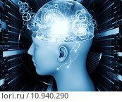 Купить «Mind Design», иллюстрация № 10940290 (c) PantherMedia / Фотобанк Лори
