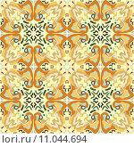 Купить «Arabesque Seamless Wallpaper», иллюстрация № 11044694 (c) PantherMedia / Фотобанк Лори