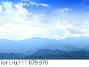 Купить «Views of the valley to the high peaks of 1200 meters in the national park», фото № 11079970, снято 25 июня 2019 г. (c) PantherMedia / Фотобанк Лори