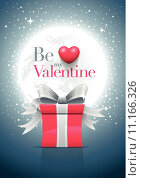 Купить «Be My Valentine Moon», иллюстрация № 11166326 (c) PantherMedia / Фотобанк Лори