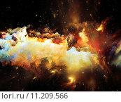 Купить «Shining Nebula», фото № 11209566, снято 23 июля 2019 г. (c) PantherMedia / Фотобанк Лори
